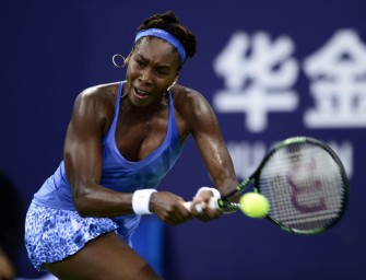 Venus Williams gewinnt WTA-Turnier in Zhuhai