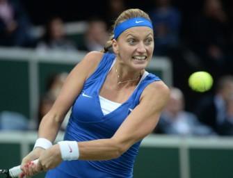 Fed-Cup-Finale: Kvitova bringt Tschechien in Front