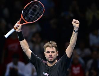 Wie 2014: Wawrinka im Masters-Halbfinale gegen Federer