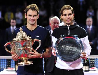 Video: Finalhighlights Federer vs. Nadal