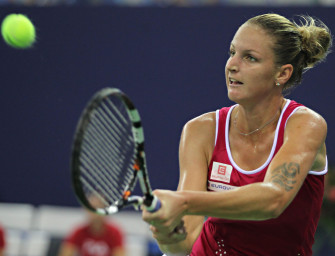 Zhuhai: Auch Pliskova im Halbfinale