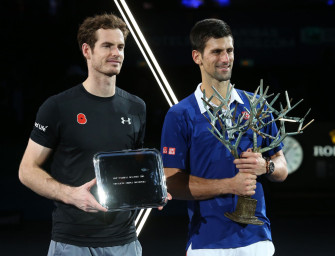 Video: Finalhighlights Djokovic vs. Murray
