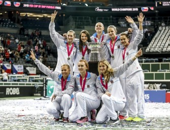 Tschechien verteidigt Fed Cup