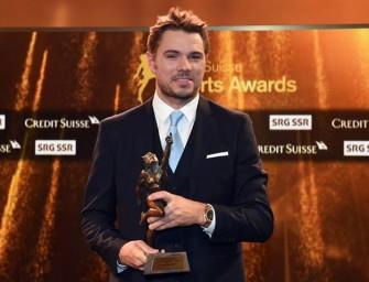 Fanliebling: Stan Wawrinka ist Schweizer Sportler des Jahres