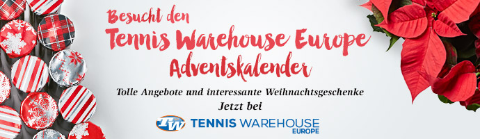 Tennis Warehouse Europe Adventskalender