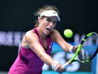 Gesicht der Australian Open: Johanna Konta (Großbritannien)