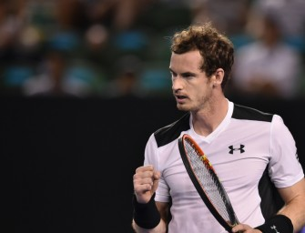 Melbourne: Murray nach Sieg über Ferrer im Halbfinale