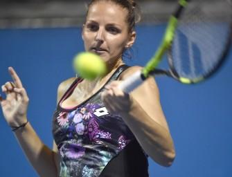 Lisicki ist ihren Rekord los: Pliskova schlägt 31 Asse