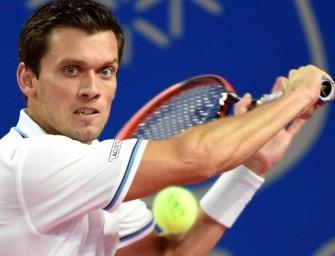 Brisbane: Kamke erspielt sich Duell mit Federer