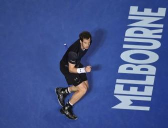Melbourne: Murray lässt Tomic abblitzen