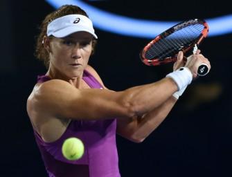 Gesicht der Australian Open: Samantha Stosur