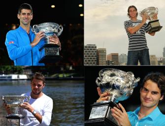 Tipps der Redaktion: Wer gewinnt die Australian Open?