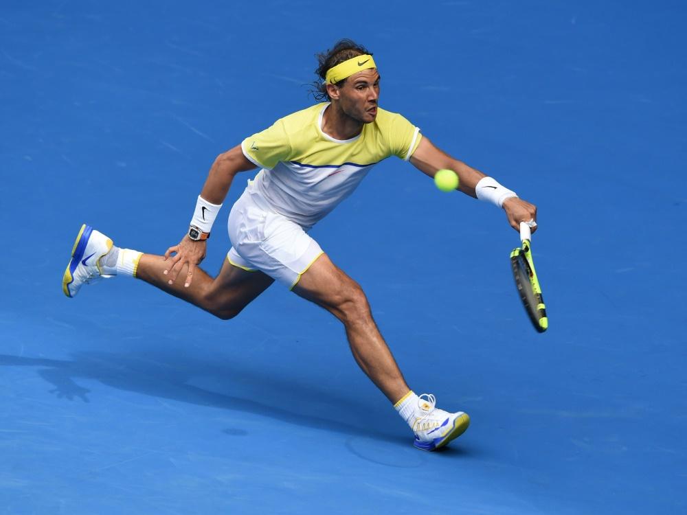 Australian Open: Nadal