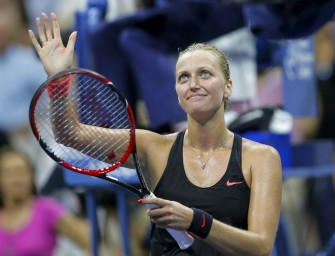 Kvitova trennt sich von Trainer Kotyza