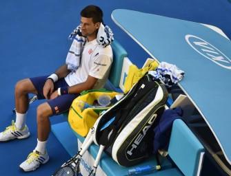 Trotz 100 Fehlern: Djokovic im Viertelfinale von Melbourne