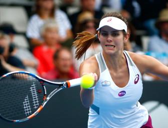 Görges erstmals seit 2012 in einem WTA-Finale