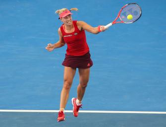 Brisbane-Finale erreicht: Kerber schlägt Suarez Navarro