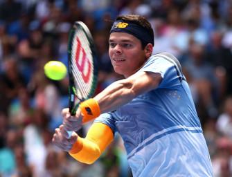 Mail aus Melbourne: Djokovic? Federer? Warum nicht Raonic!