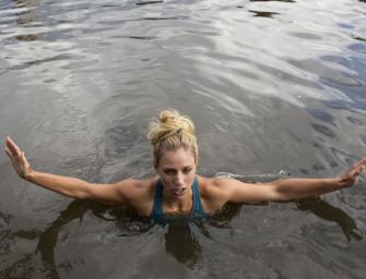 """Kerber-Sprung in Yarra River """"hat sich gelohnt"""""""