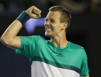 Davis Cup: Berdych führt tschechisches Aufgebot an