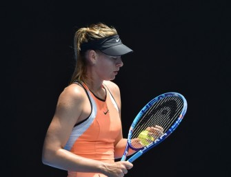 Fed Cup: Russland ohne Sharapova gegen den Abstieg