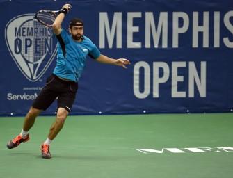 Becker im Viertelfinale von Memphis ausgeschieden