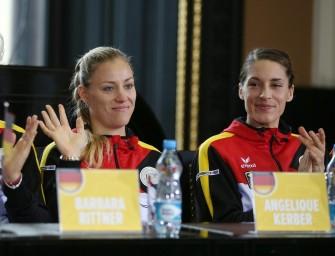 """Kerber-Triumph inspiriert Petkovic: """"Bekomme Gänsehaut"""""""