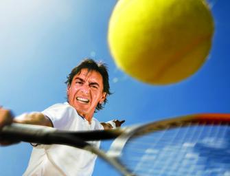 Problem Tennisarm: So schlagen Sie schmerzfrei zu