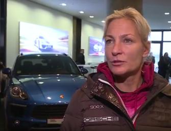 """Barbara Rittner im Interview: """"Großer Respekt vor der Schweiz"""""""