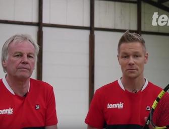 Schlägertest: Der Babolat Pure Aero Team im Video!