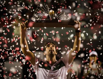 Rio: Nadal-Bezwinger Cuevas feiert Turniersieg
