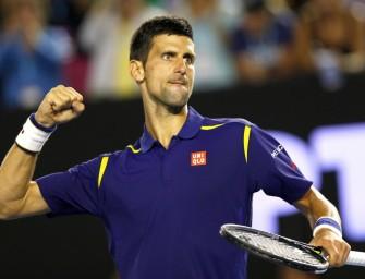Djokovic mit 700. Toursieg ins Viertelfinale von Dubai