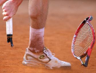"""Manipulation im Tennis – """"Wetten, dass…"""""""