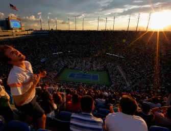 Tennisreise zu den US Open 2016