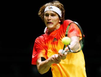 Alexander Zverev spielt für den Rochusclub