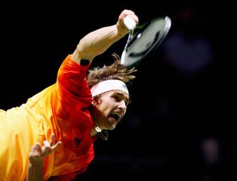 Davis Cup: Mit Zverev und Kohlschreiber gegen Tschechien!