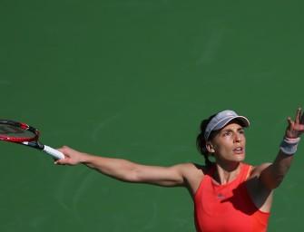 Formstarke Petkovic erreicht Viertelfinale in Doha