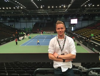 Im Video: Unser Reporter zum Kerber-Hype beim Fed Cup!