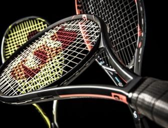 Tennisschlägertest 2016 für Club- und Medenspieler