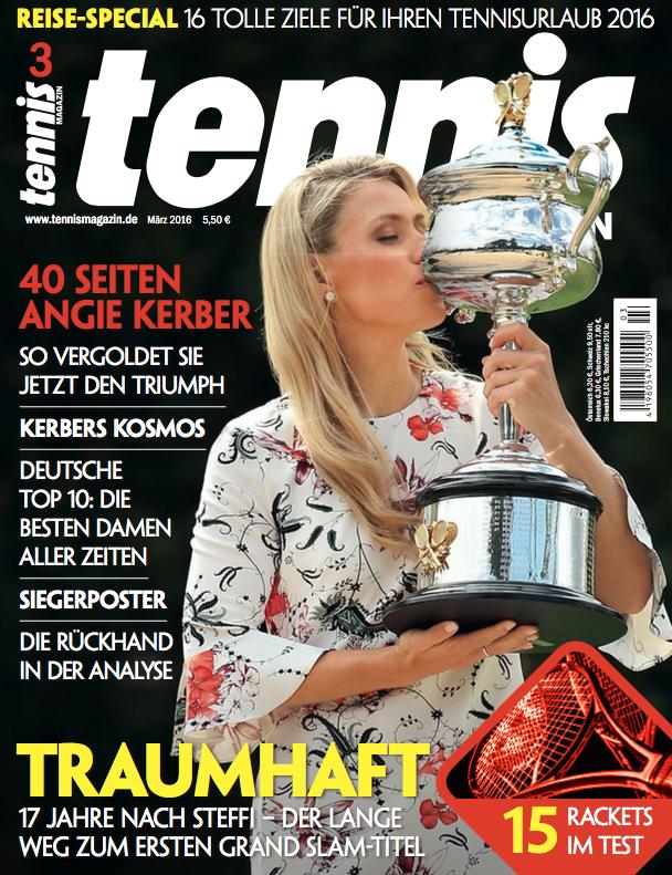 tennis MAGAZIN 3:2016