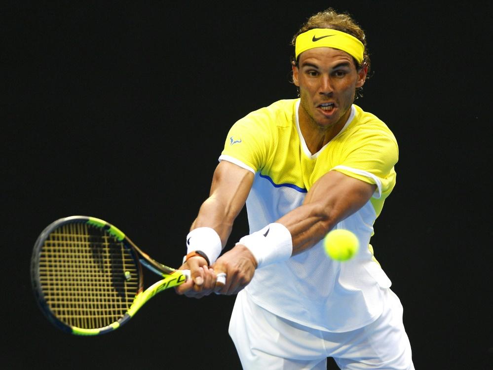 Nadal befürwortet Strafe für Scharapowa