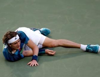 Zverev scheitert in Miami in der zweiten Runde