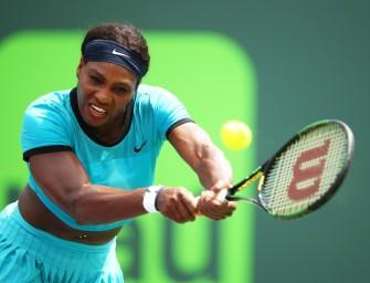 Serena Williams scheitert im Achtelfinale von Miami