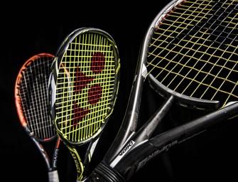 15 Tennisschläger für Freizeitspieler im Test!