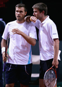 Eingespieltes Team: Michael Kohlmann (re.) und Alexander Waske spielten häufig zusammen.