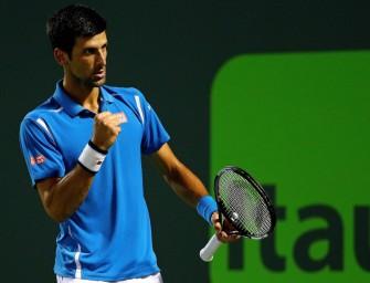 Miami: Djokovic nach Finaleinzug weiter auf Rekordjagd