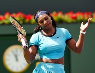 Serena Williams sagt Start in Madrid ab