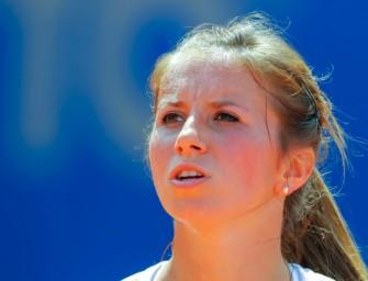 Madrid: Beck verliert in Runde eins