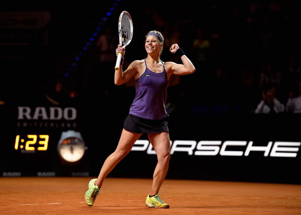 Erneut ein starker Auftritt: Laura Siegemund schlug Anastasia Pavlyuchenkova.