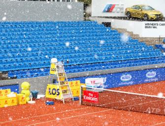 Mail aus München: BMW Open – Selfies im Schnee